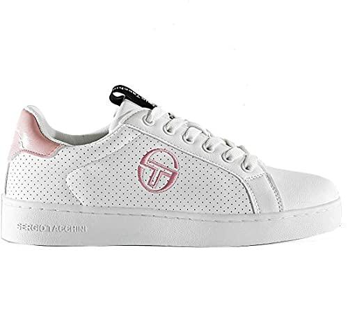 Sergio Tacchini Vanity Signature Ltx Sneaker WhiteLotus STW114105 (Numeric_36)