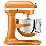 KitchenAid KP26M1XTG 6 Qt. Professional 600 Series Bowl-Lift Stand Mixer -...