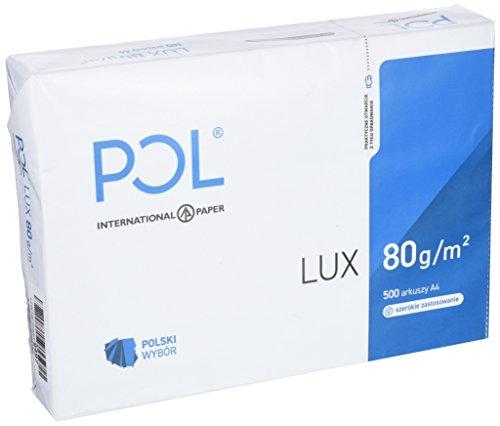 Papier ksero Pollux A4 80g/m2 500 arkuszy biały
