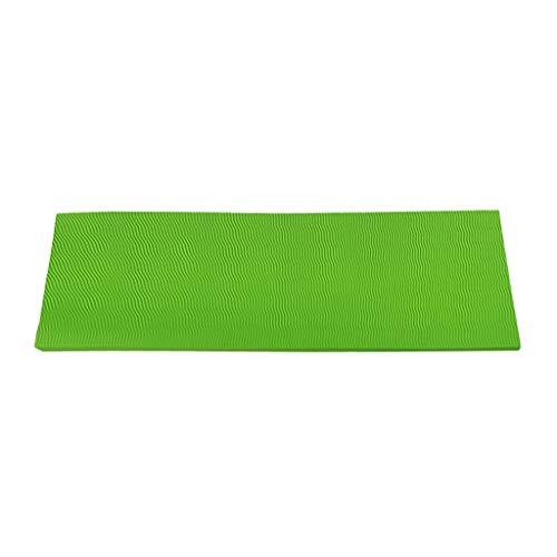 Estera de Yoga Yoga Mat Multifuncional Auxiliar, Durable, absorción de Impactos, protección Ambiental, Seguridad, Antideslizante-Codo y la Rodilla Mat Soporte Accesorios de Yoga Bloque de Yoga
