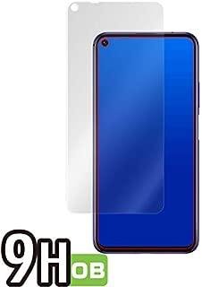 PET製フィルム 強化ガラス同等の硬度 高硬度9H素材採用 HUAWEI nova 5T 用 日本製 光沢液晶保護フィルム OverLay Brilliant 9H O9HBNOVA5T/F/12