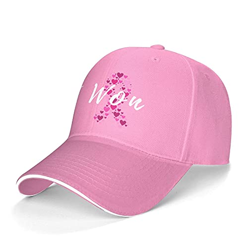 cercehy sonxs I Won - Gorra de béisbol clásica unisex para superviviente del cáncer, gorra de béisbol para todo partido
