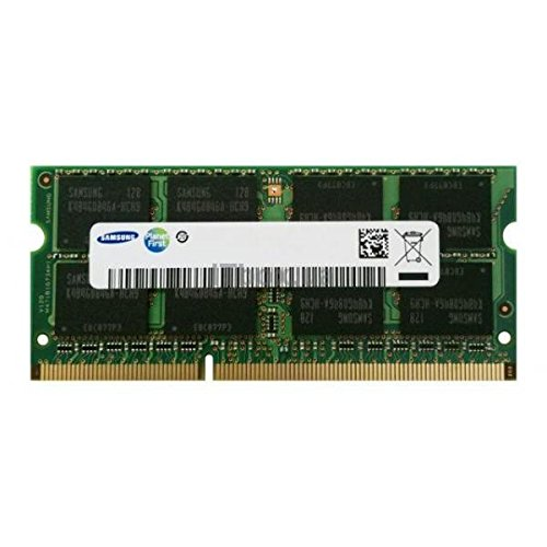 Samsung 16GB Dual Channel Kit 2 x 8 GB 204 pin DDR3-1600 SO-DIMM (1600Mhz, PC3-12800S, CL11)