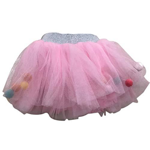 FENICAL Faldas tutú Princess Kawaii Soft Veil Lovely