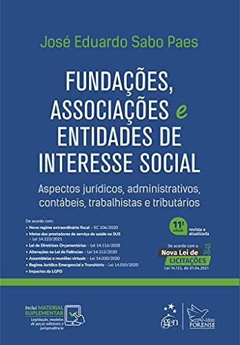 Fundações, Associações e Entidades de Interesse Social