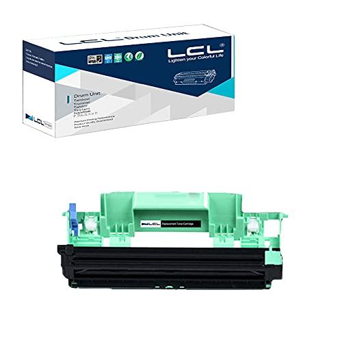 LCL Tambor Compatible DR1030 DR-1030 DR1050 DR-1050 (Negro) Reemplazo para Brother HL1110 1110R 1111 1112 1112R 1118
