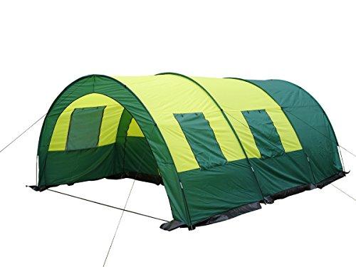 Tenda da campeggio per famiglie automatico tenda Tunnenlzelt gruppi tenda da campeggio