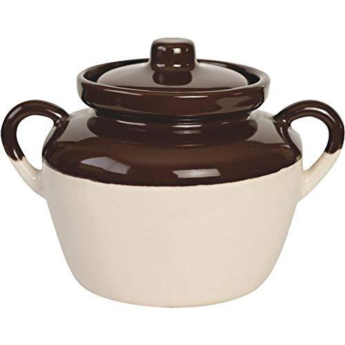 Ohio Stoneware Bean Pot