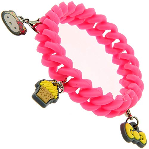 HK Hello Kitty giallo (vaniglia) Sorpresa Pack braccialetto profumato