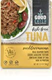 GOOD CATCH ATUN SABOR MEDITERRANEO VEGETAL 94g |Sin Pescado| Vegano (Pack de 6)