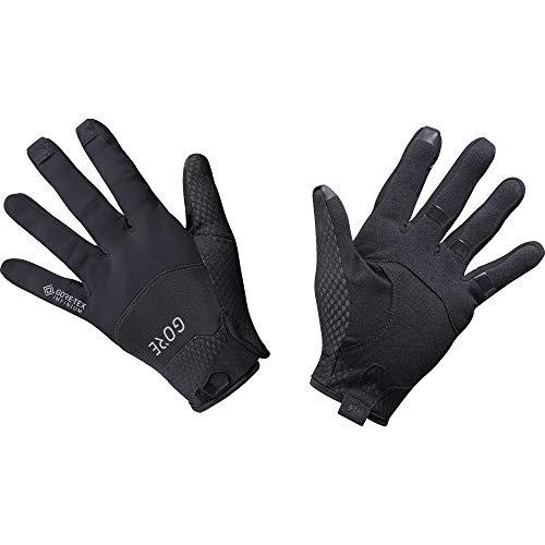 Gore Wear C5 Gore-Tex INFINIUM Guantes, Unisex Adulto, Negro (Black), 10