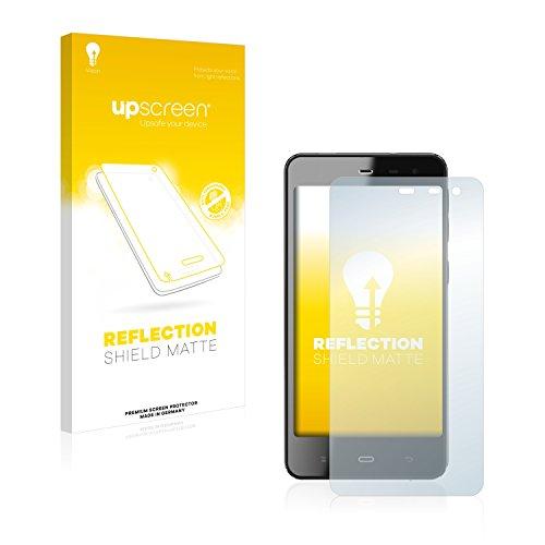 upscreen Entspiegelungs-Schutzfolie kompatibel mit Phicomm Energy M+ (E551) – Anti-Reflex Bildschirmschutz-Folie Matt