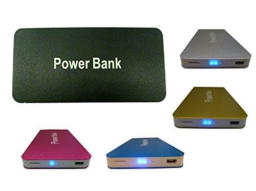 Smartphone de carga y batería externa 9000 mAh