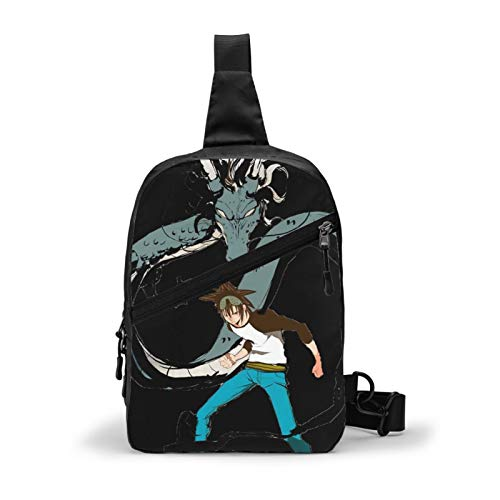 The God Of High School (17) Sling Bag Folding Chest Shoulder Backpack Chest Package Crossbody Bags Gym Daypack For Outdoor Cycling Travel Hiking Unisex 227261992