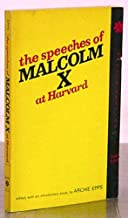 The Speeches of Malcolm X at Harvard