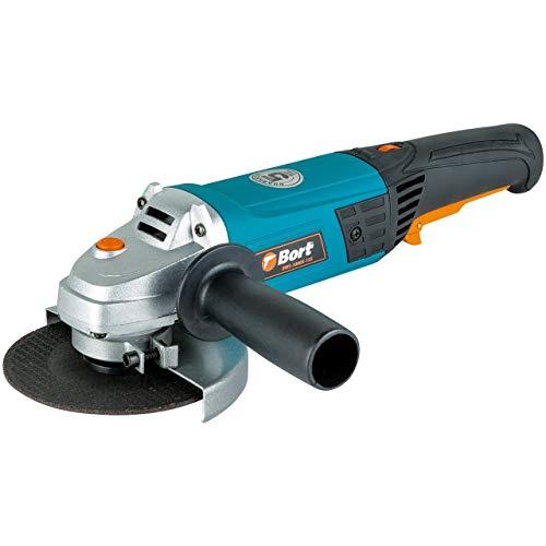 Bort Winkelschleifer BWS-1000X-125 mit Drehzahlregelung, 1000 Watt, Ø 125 mm
