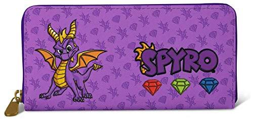 Spyro Patch Purse