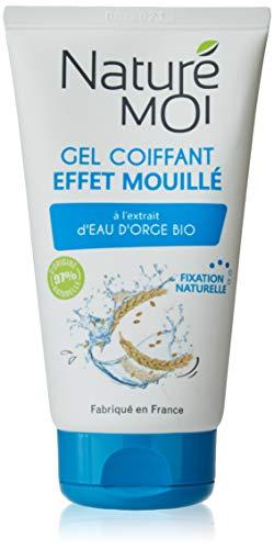 naturé Moi Gel para el cabello efecto mojado, 150 ml