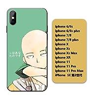 ワンパンマン ONE PUNCH-MAN スマートフォン ケース ソフトケース アニメ iPhone11 IPHONE 11 カップル キャラクター 携帯電話ケース 保護ケース 充電対応 スマホケース スマホカバー cos 第2世代 柔軟性抜群