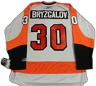 Autographed Ilya Bryzgalov Jersey - Reebok Premier - Autographed NHL Jerseys