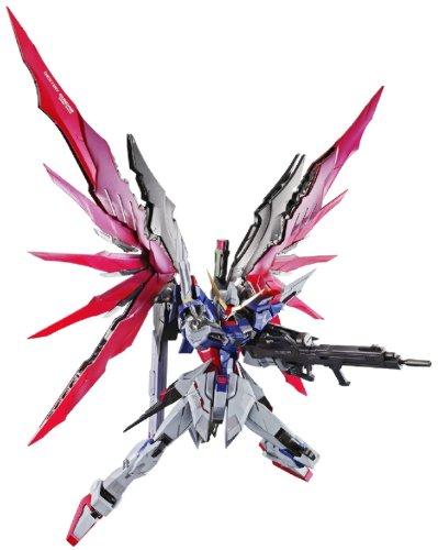Bandai Tamashii Nations Metal Build Destiny Gundam Action Figure