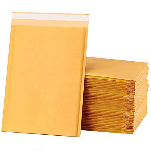packer PRO 100 Sobres Acolchados para Envios Grandes Marrones, 24x35cm (16/F)