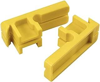Kraft Tool BL348 Tenite Plastic Line Blocks-Bagged Pair