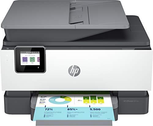 HP OfficeJet Pro 9012e A Jet d'encre Thermique A4 4800 x 1200 DPI 18 ppm WiFi