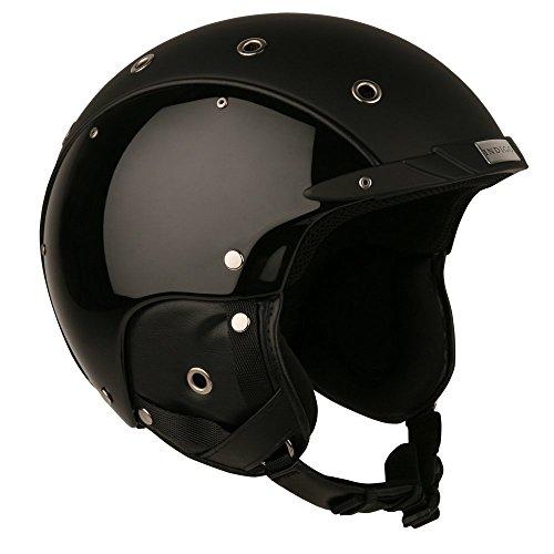 Indigo Ski-Helm Core Black Silver | Größe M