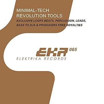 Minimal Tech Revoltuion Tools