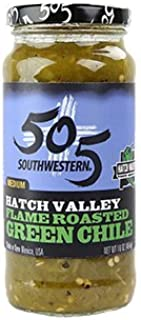 505 Southwestern Flame Roasted Green Chile, 16 Oz