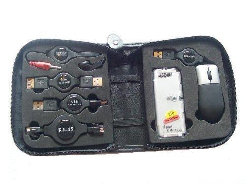 USB pour ordinateur portable/PC kit de voyage