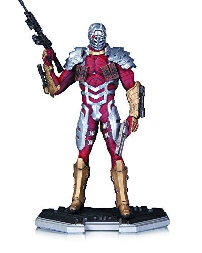 DC Comics OCT150299 Statuette Icons Deadshot