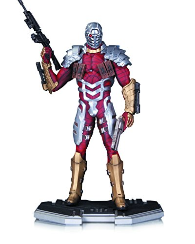 DC Comics OCT150299 Statuette Icons Deadshot