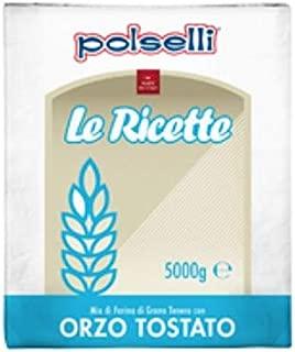 Harina de cebada tostada Polselli - Kg. 5