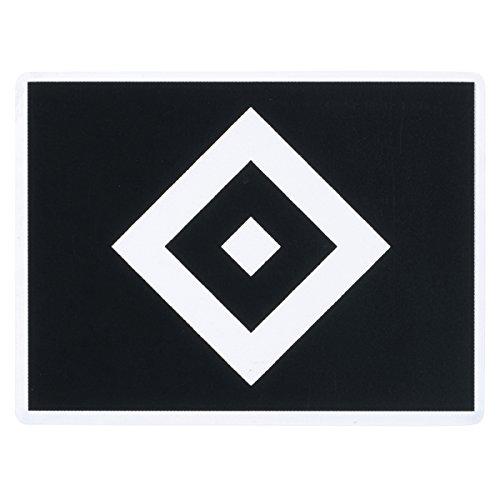 HSV Hamburger SV Auto - Aufkleber (schwarz) Aufkleber