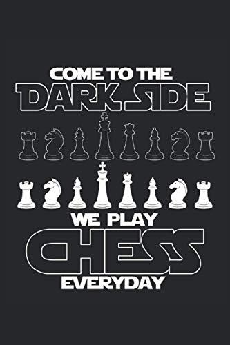 Cuaderno: ajedrez, tablero de ajedrez, pieza de ajedrez, compañero de ajedrez,: 120...