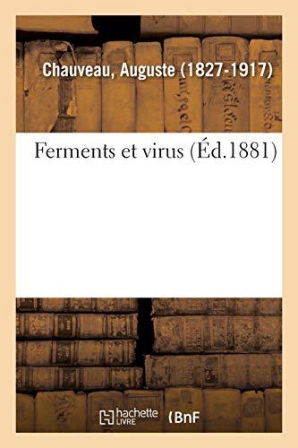 Ferments et virus