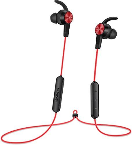 HUAWEI 02452501 in-Ear Sport Kopfhörer Lite mit Mikrofon AM61 Rot