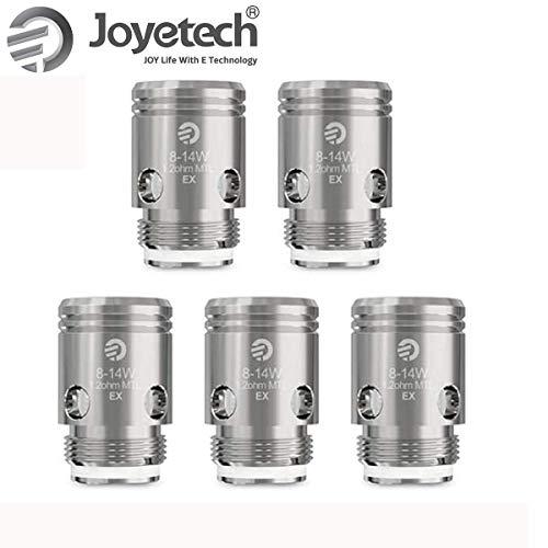 ジョイテック Joyetech EX Head Coil 1.2ohm コイル 交換用コイル 電子タバコ VAPE 正規品 (5個入り)