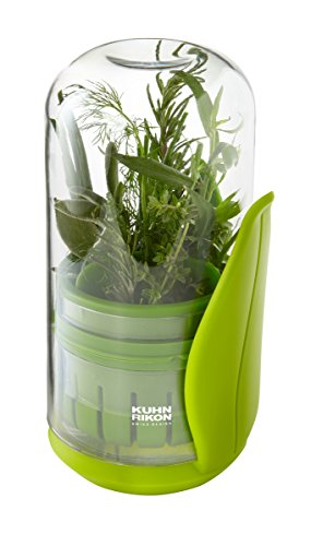 Kuhn Rikon 23050Herb Keeper, plastica, verde