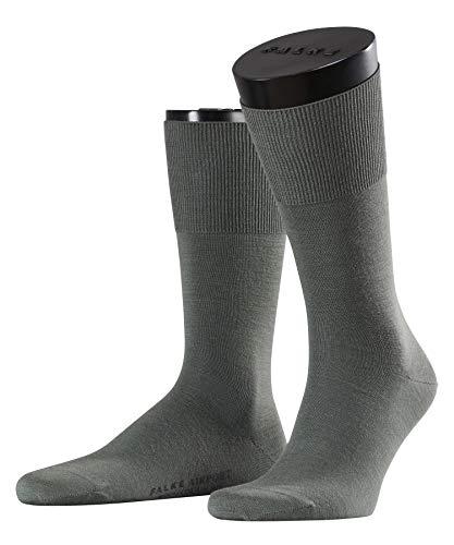 FALKE Falke Herren Socken, Einfarbig grün