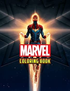 Best marvel adult coloring book Reviews