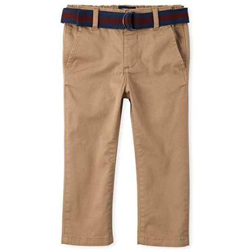 The-Childrens-Place-Baby-Boys-Belted-Chino-Pants