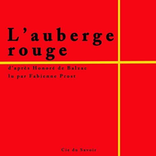 『L'auberge rouge』のカバーアート