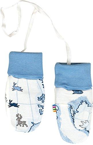 Joha - Gants - Bébé (garçon) blue Landkarte 0-3 mois