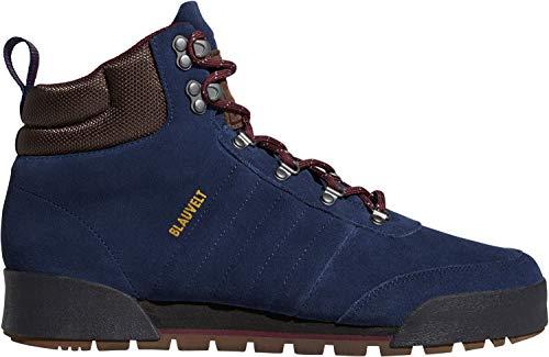 Adidas Jake Boot 2.0 Collegiate Navy Maroon Brown 46.5