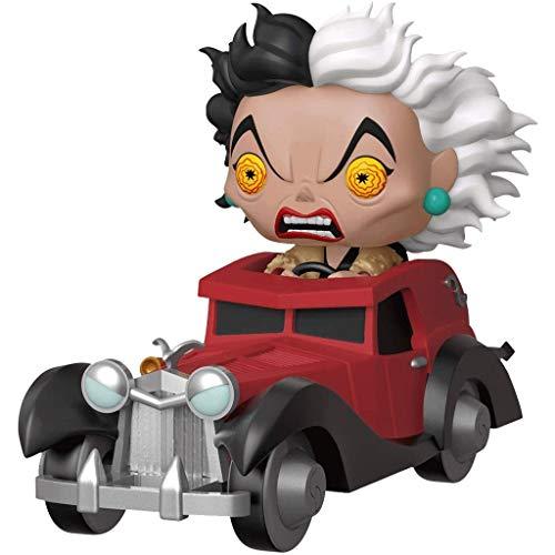 Funko POP! Rides Disney: Cruella De Vil