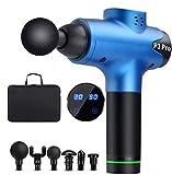 MAGGO Muscle Massage Gun, Professional Personal Massage Device P3 PRO, Blue