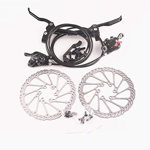 YXSMBP MT200 Brake Bicycle Bike MTB Freno a Disco Idraulico Mountain Bike Brake Update da M315 Brake